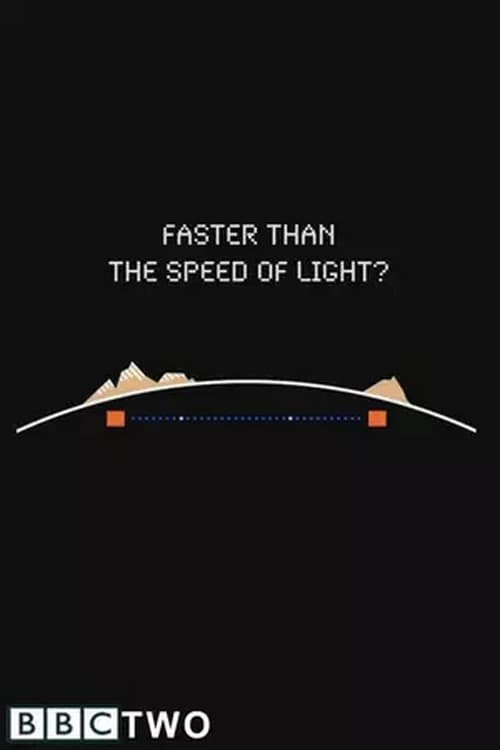 Faster Than the Speed of Light?