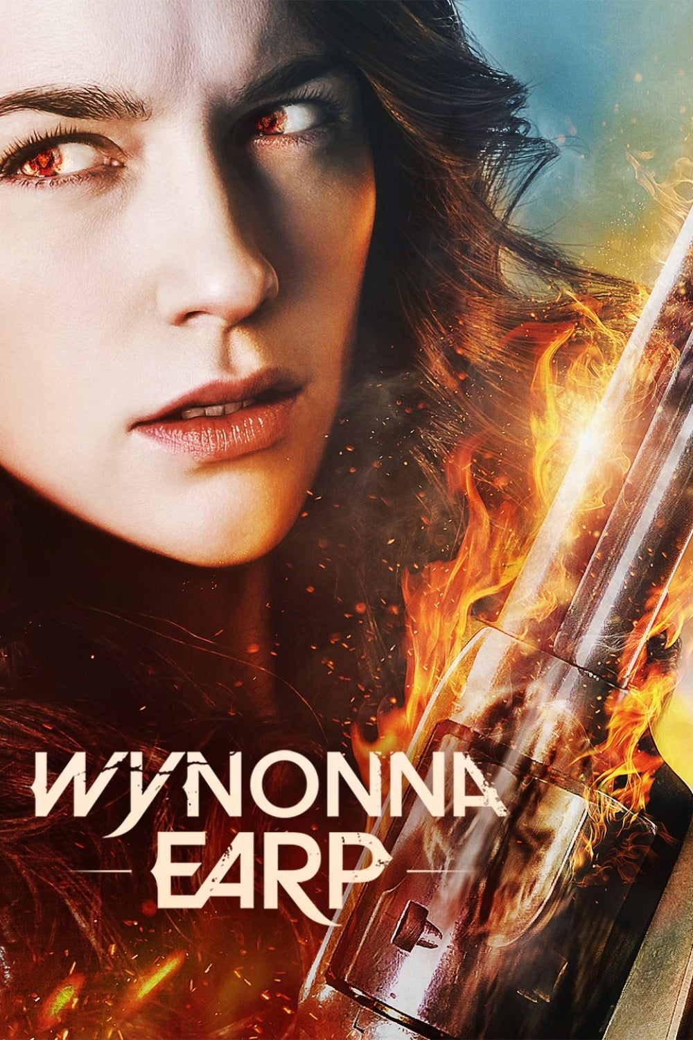 Wynonna Earp series tv complet