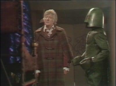 Doctor Who Season 9 :Episode 6  The Curse of Peladon, Episode Two