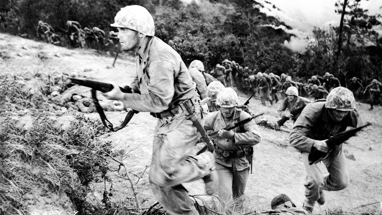 War Movie : Hell to Eternity (1960)