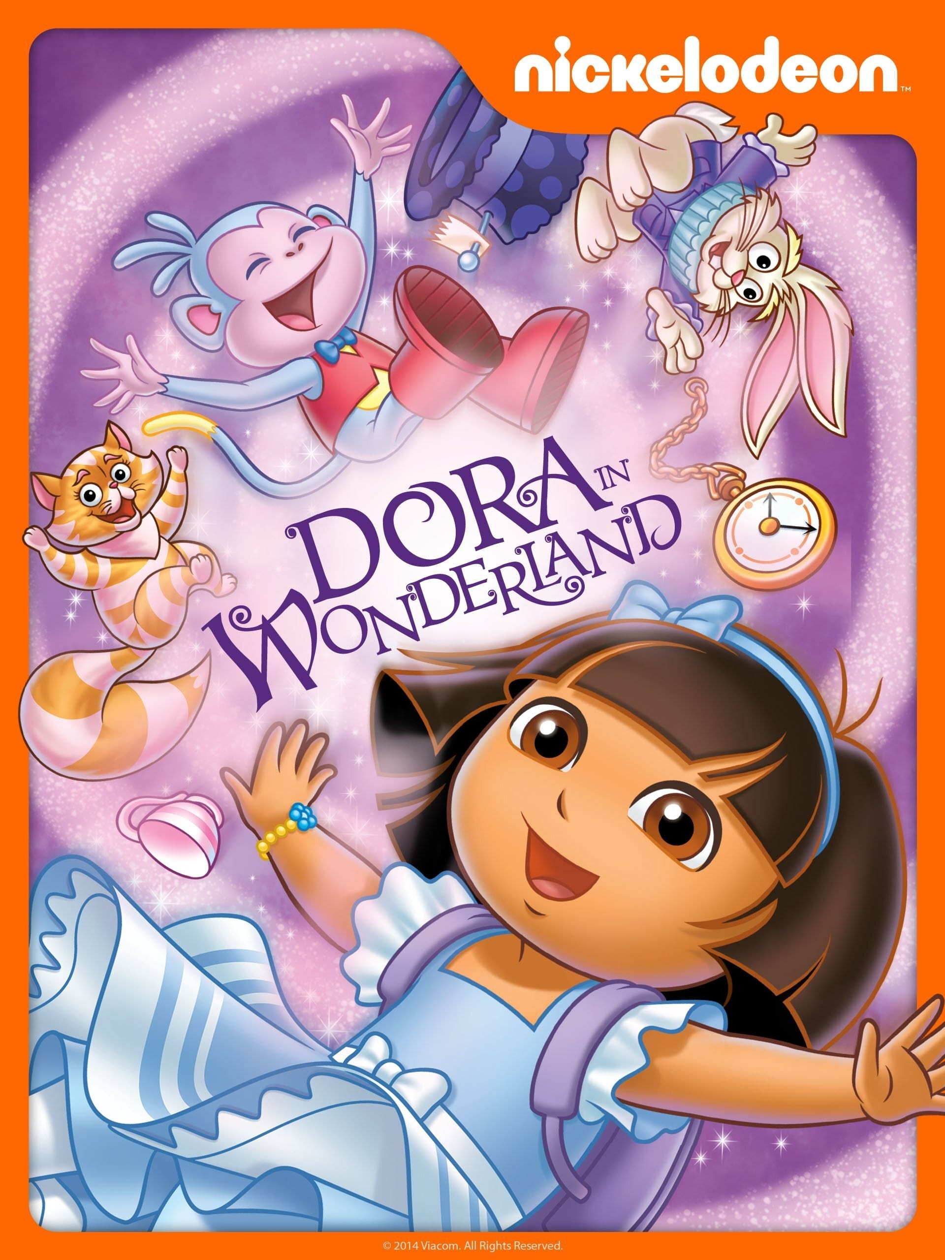Dora the Explorer: Dora in Wonderland (2014)
