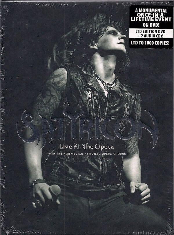 Satyricon: Live at the Opera