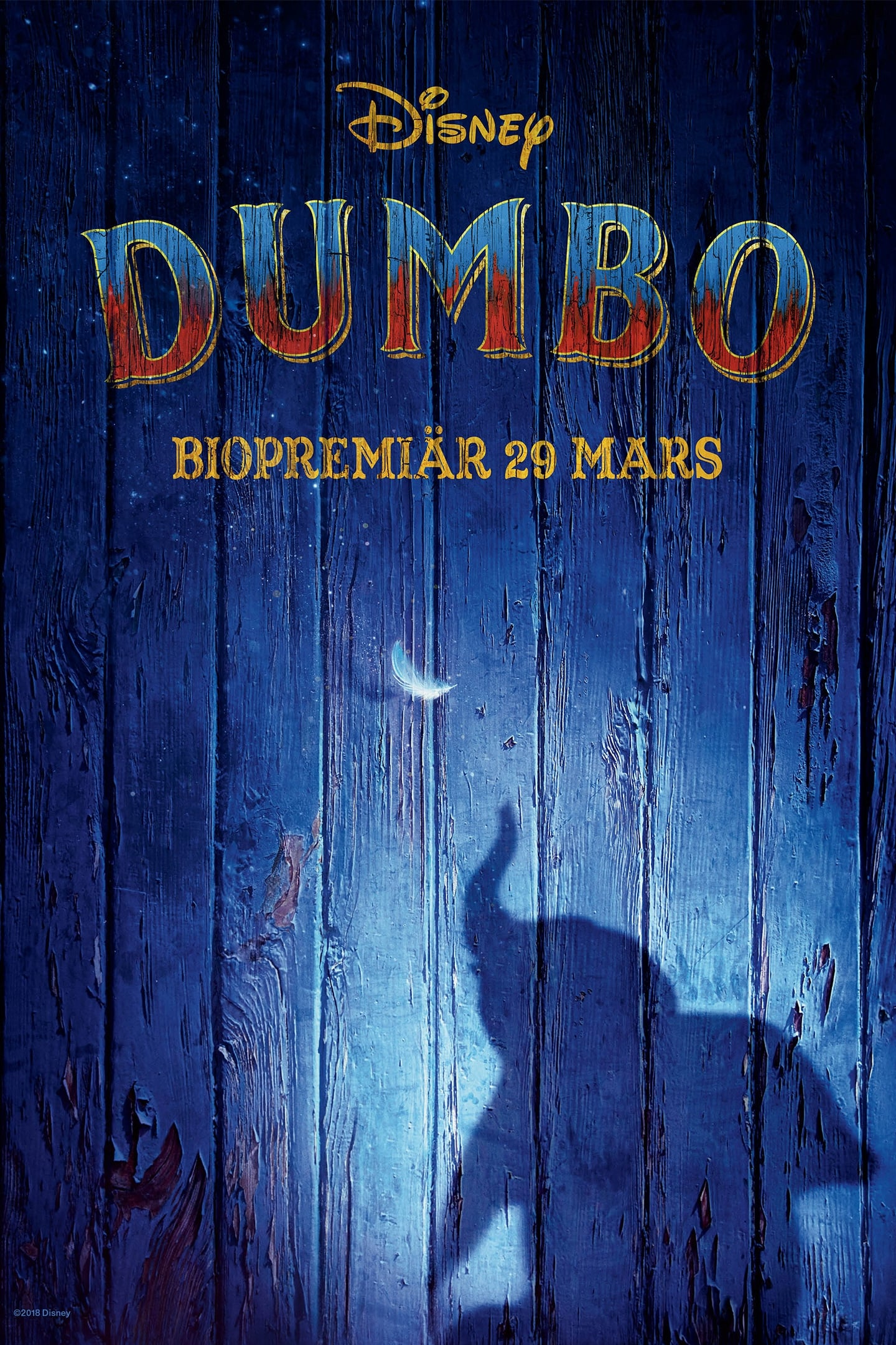 Poster and image movie Film Dumbo - Dumbo 2019