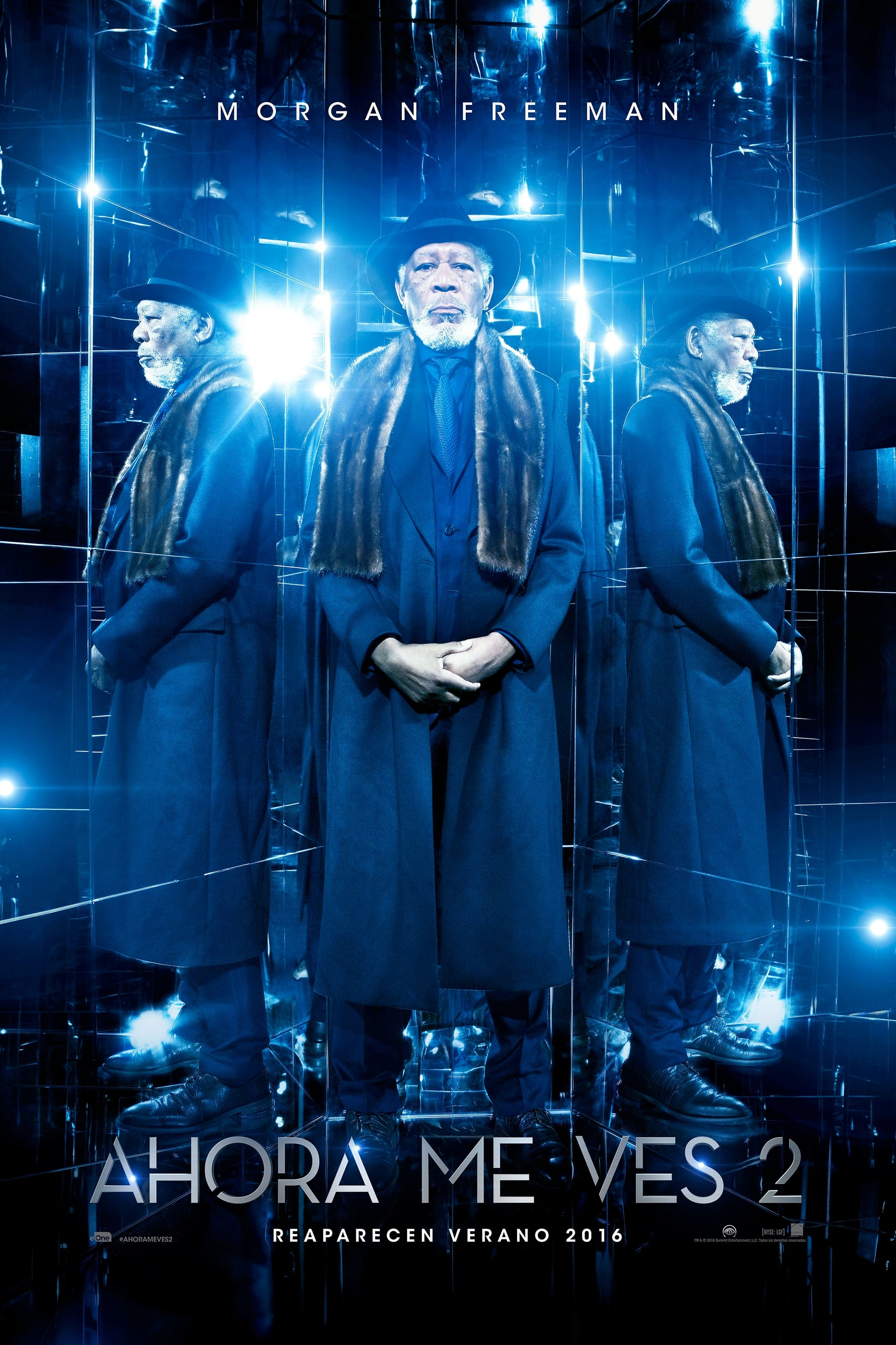 Stream Now You See Me 2