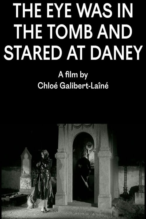 The Eye Was in the Tomb and Stared at Daney (2017)