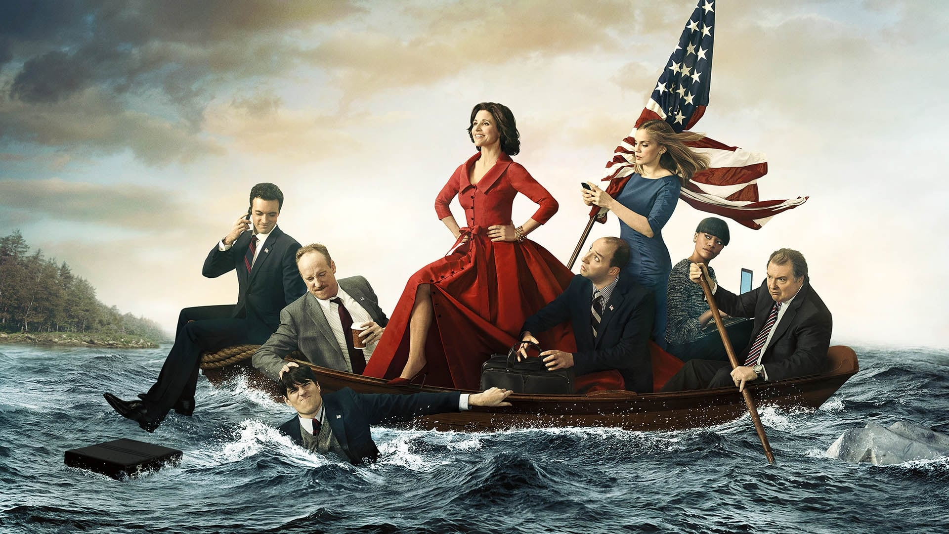Veep renewed with third season