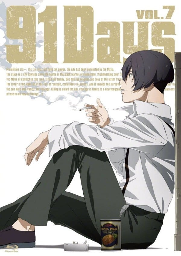 91 Days Special Poster