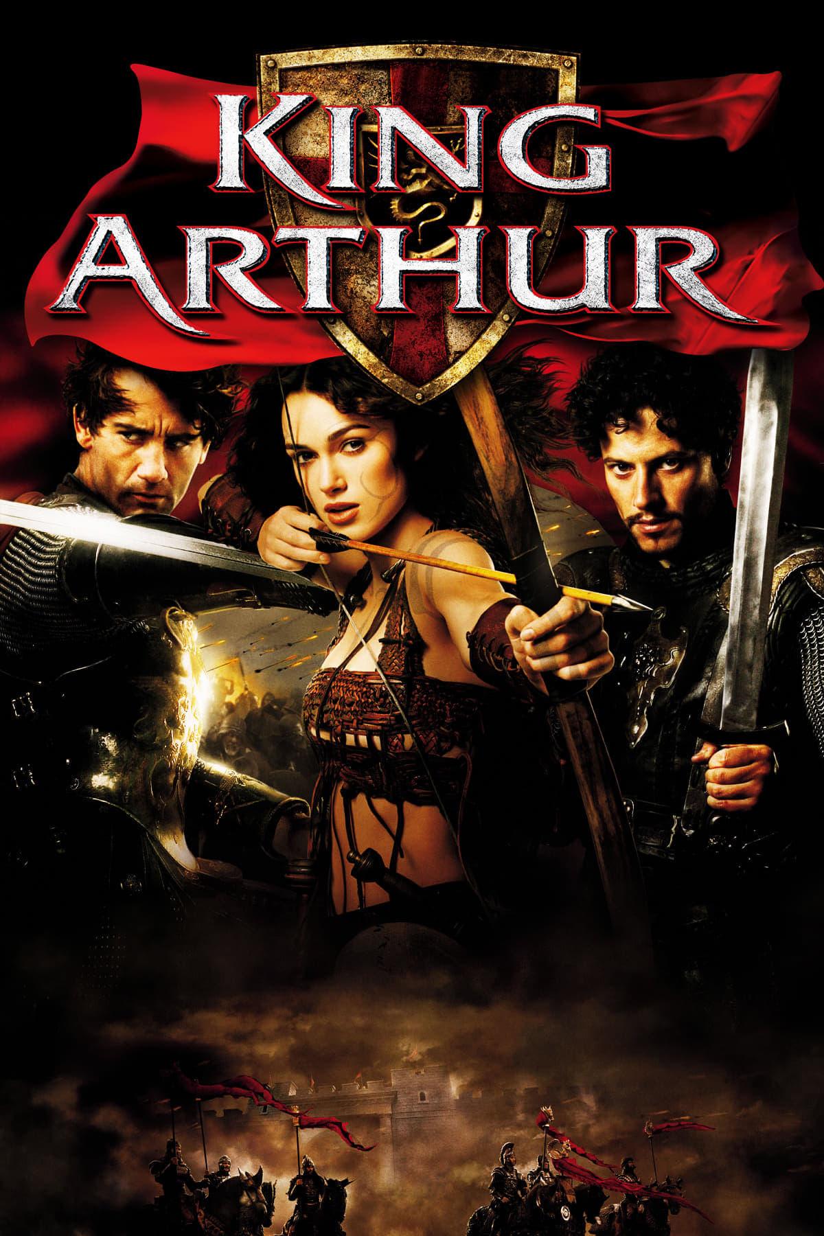 King Arthur Stream Kinox