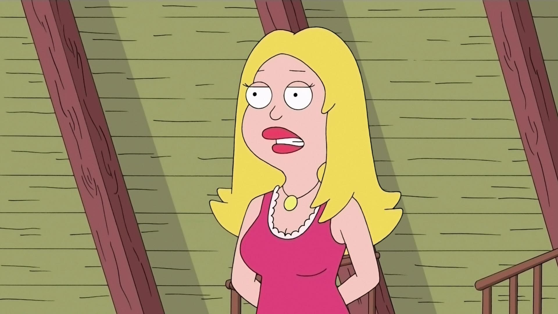 American Dad! Season 7 :Episode 12  You Debt Your Life