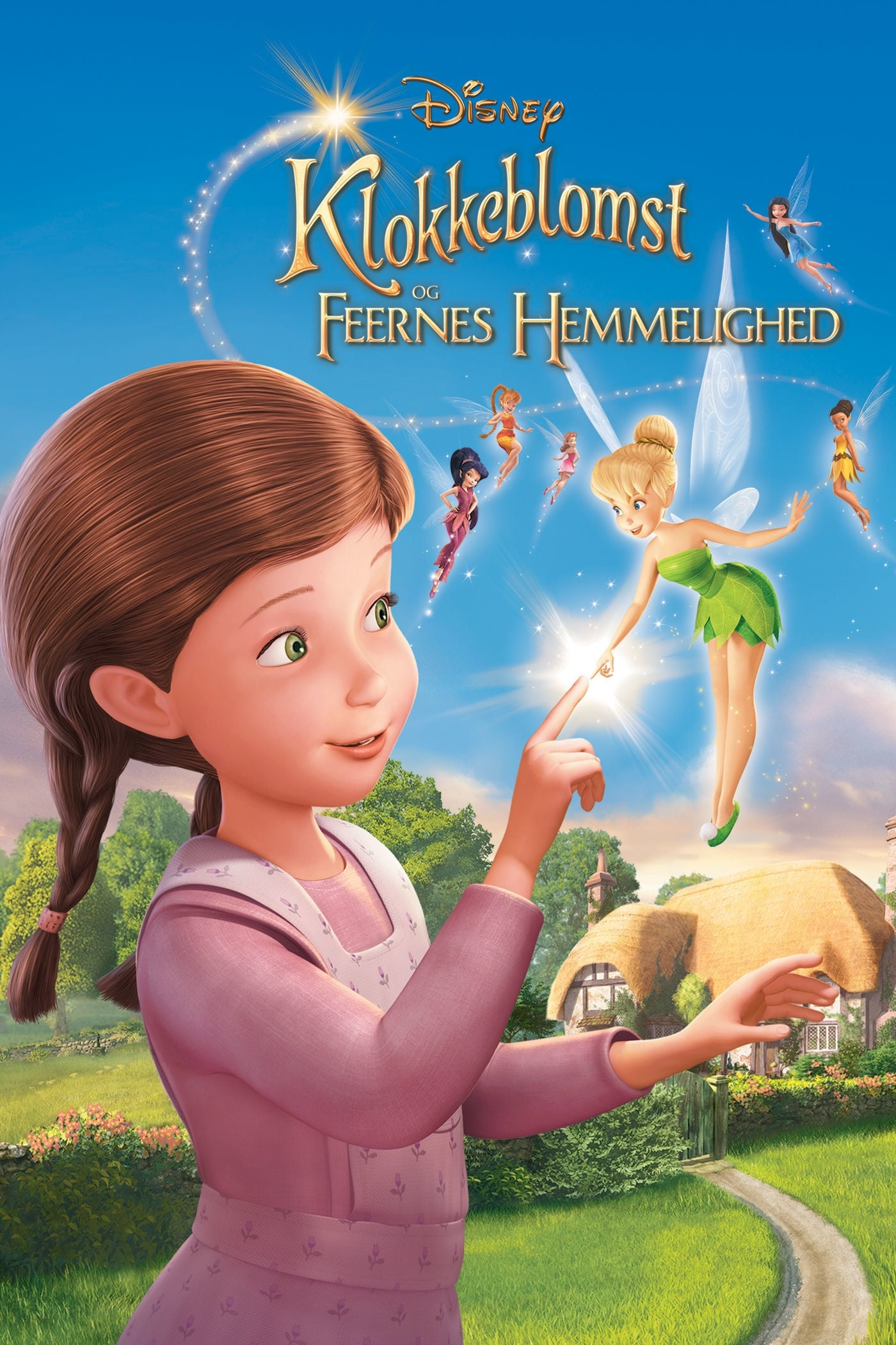 Tinker Bell and the Great Fairy Rescue (2010) - Posters ...