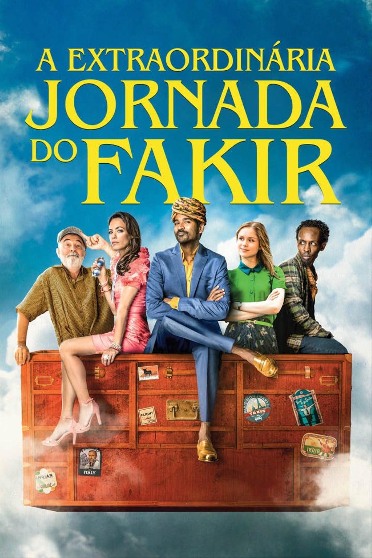 capa A Extraordinária Jornada do Fakir