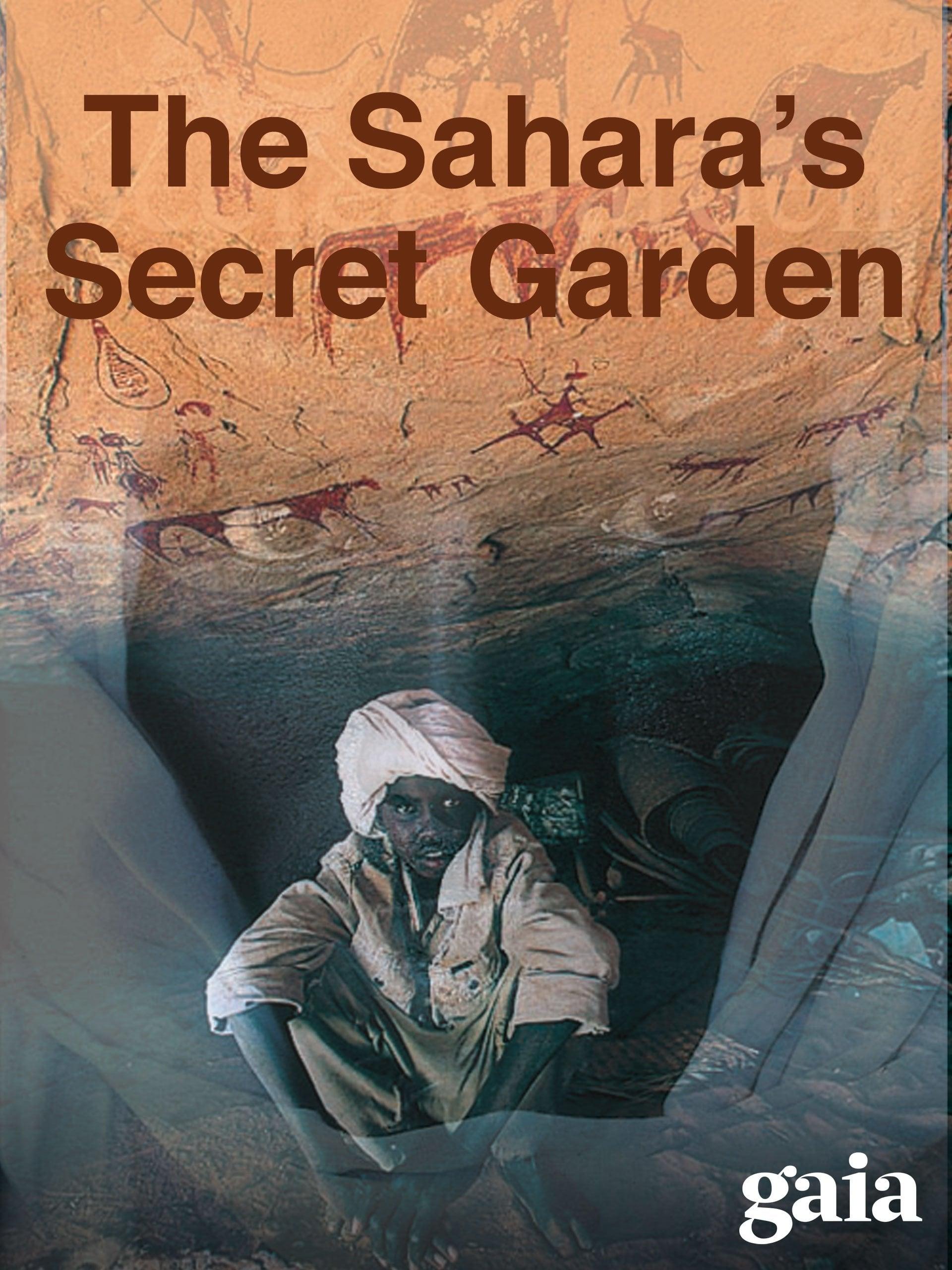 The Sahara's Secret Garden