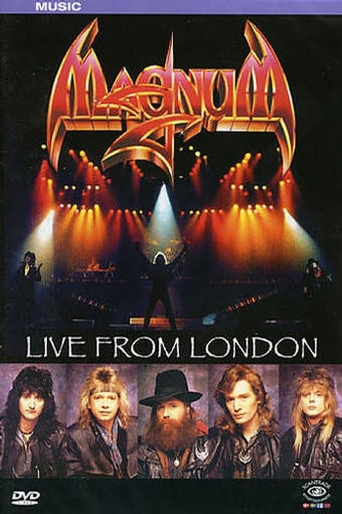 Magnum - Live from London (1985)