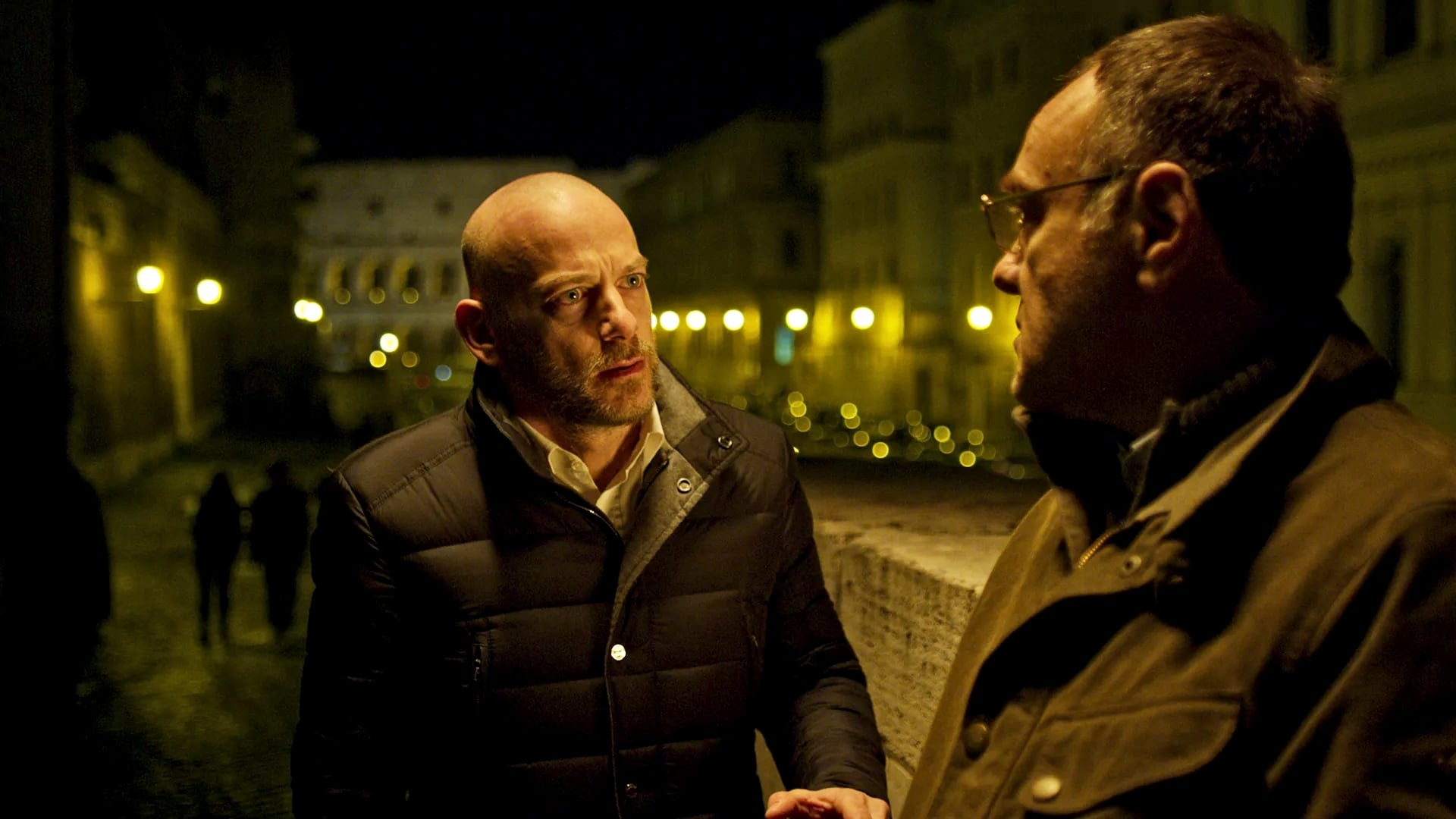 Suburra: Blood on Rome Season 1 :Episode 3  Rabid Dogs