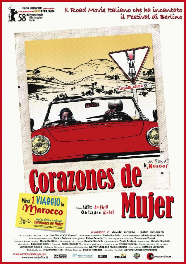 Ver Corazones de mujer Online HD Español (2008)
