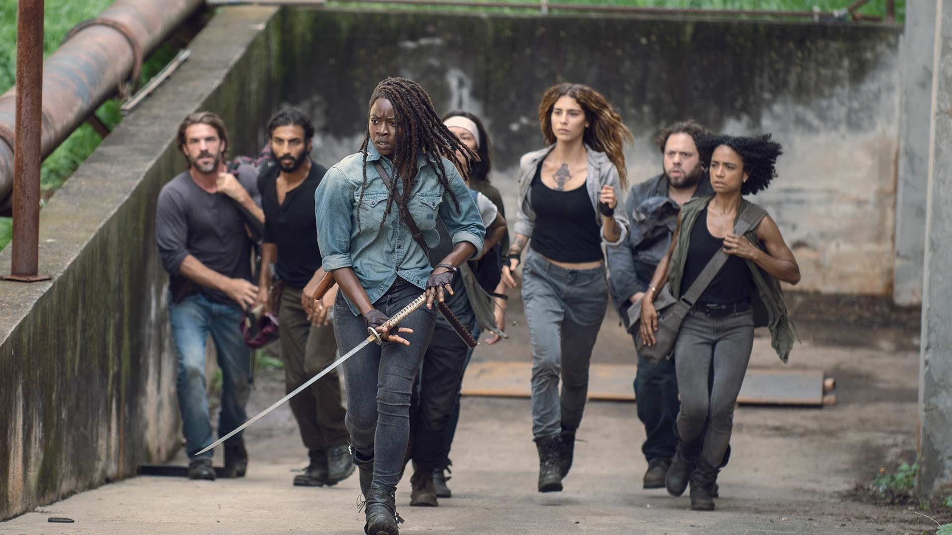 The Walking Dead Season 9 :Episode 7  Stradivarius