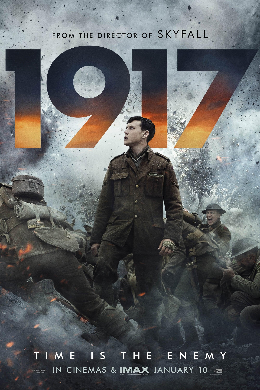 1917 (2019) Speranță și moarte film cu George MacKay