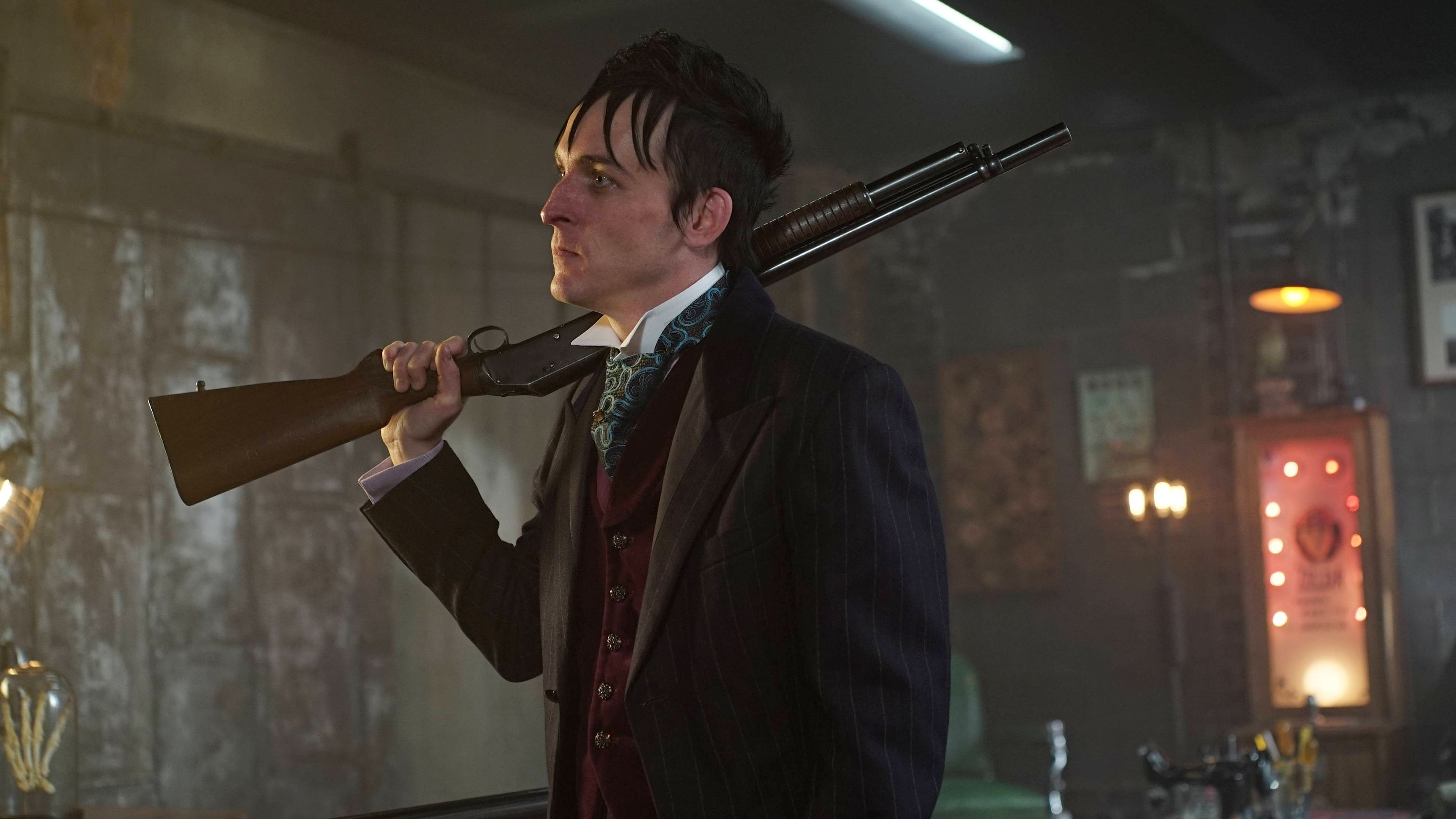 Gotham Season 2 :Episode 11  Rise of the Villains: Worse Than a Crime
