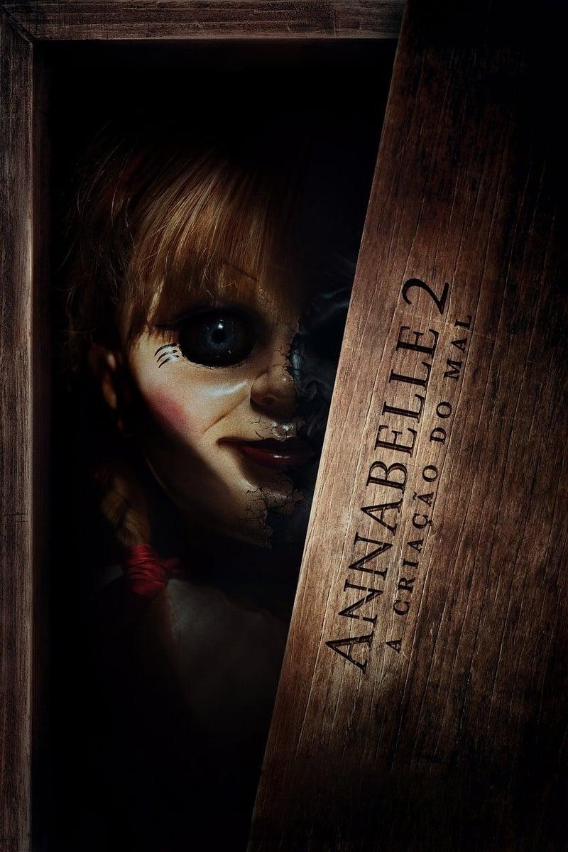 Annabelle 2: A Criação do Mal – Dublado (2017)