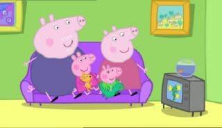 Peppa Pig Season 1 :Episode 30  Babysitting