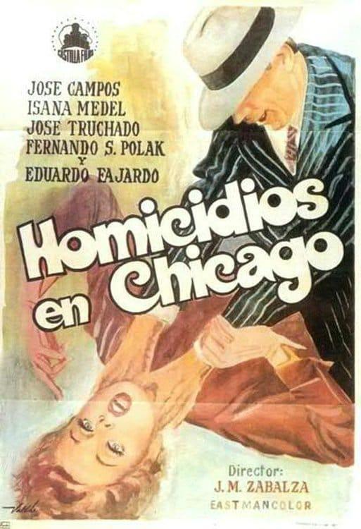 Ver Homicidios en Chicago Online HD Español (1969)