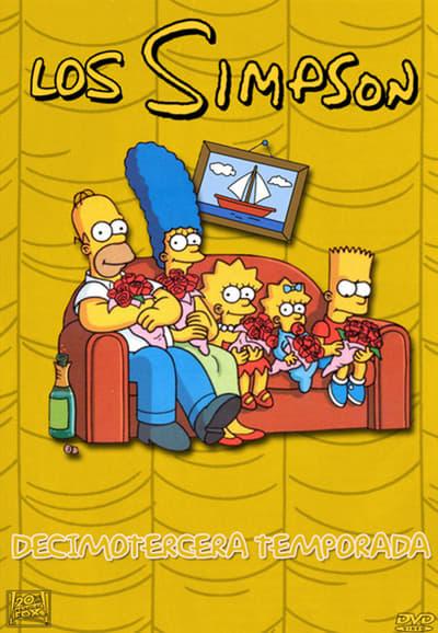 Los Simpson Season 13