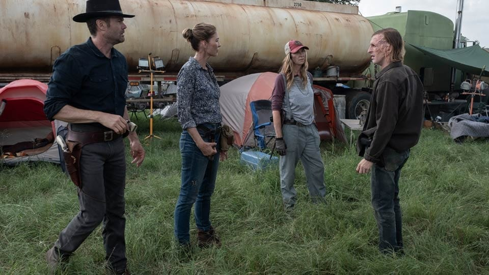 Fear the Walking Dead Season 5 :Episode 12  Ner Tamid
