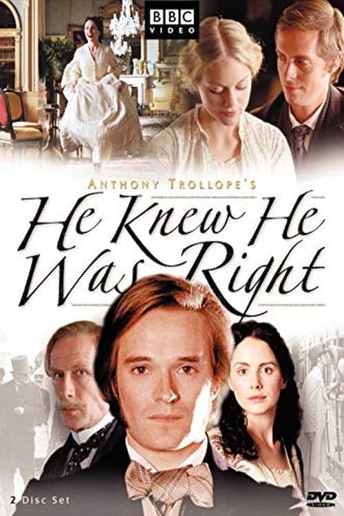 He Knew He Was Right TV Shows About Victorian England