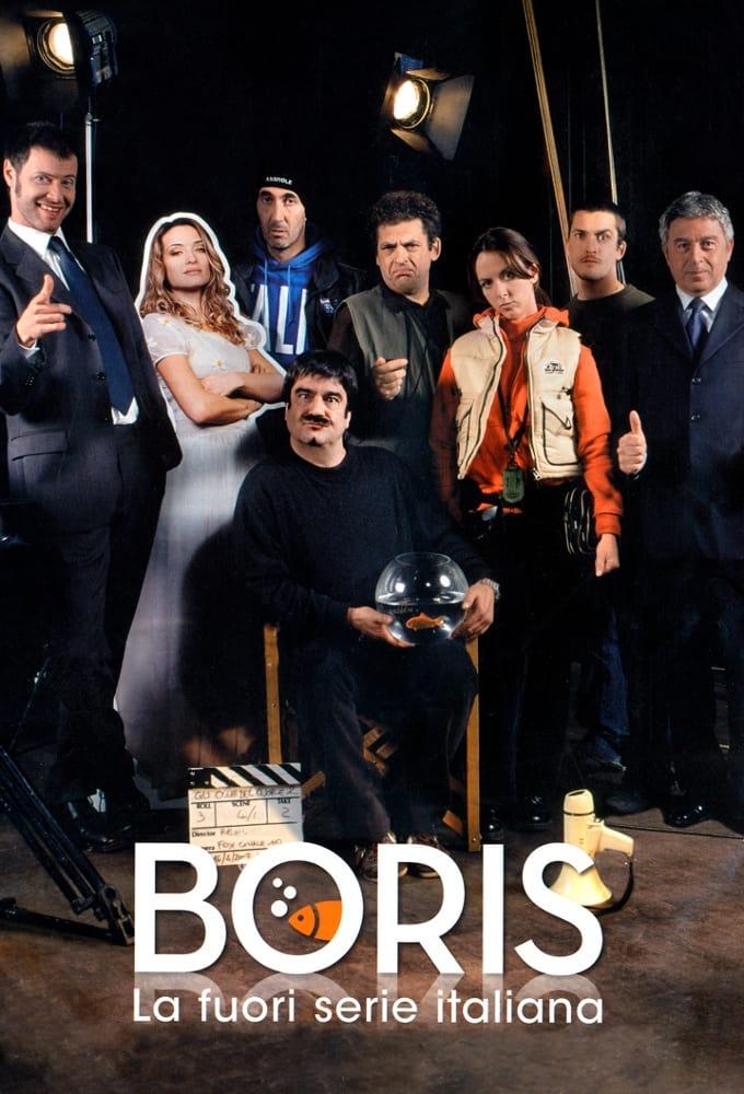 Boris TV Shows About Social Satire