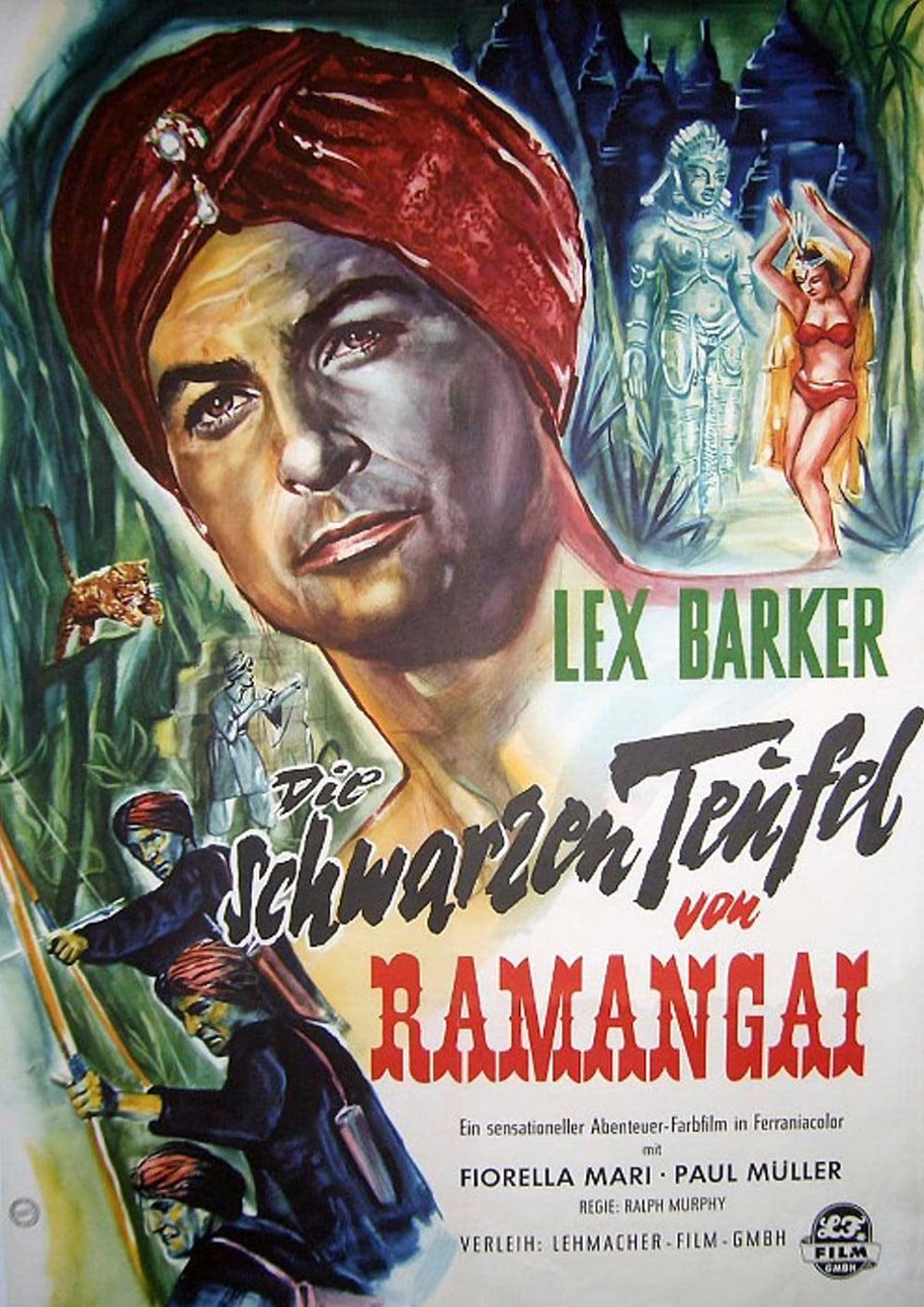 A Vingança dos Tughs (1954)