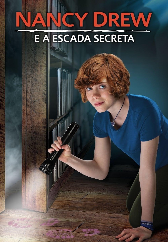 capa Nancy Drew e a Escada Secreta