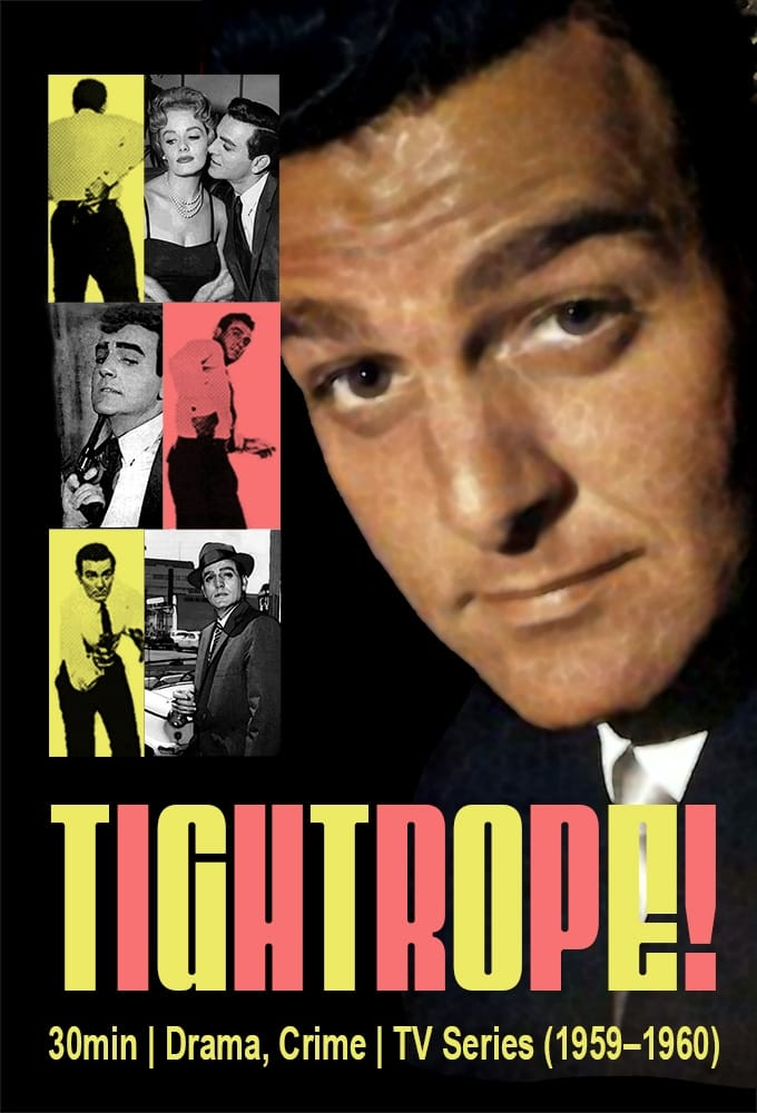 Tightrope TV Shows About Undercover Agent
