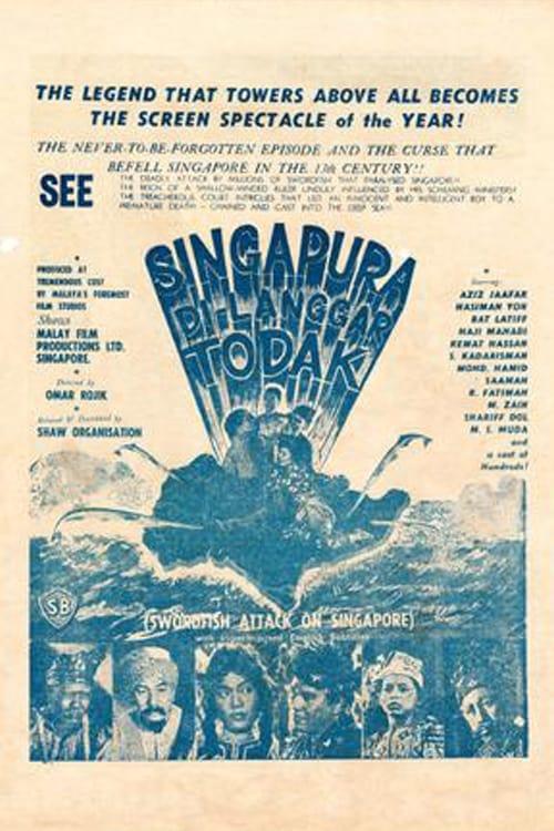 Swordfish Attack on Singapore (1961)