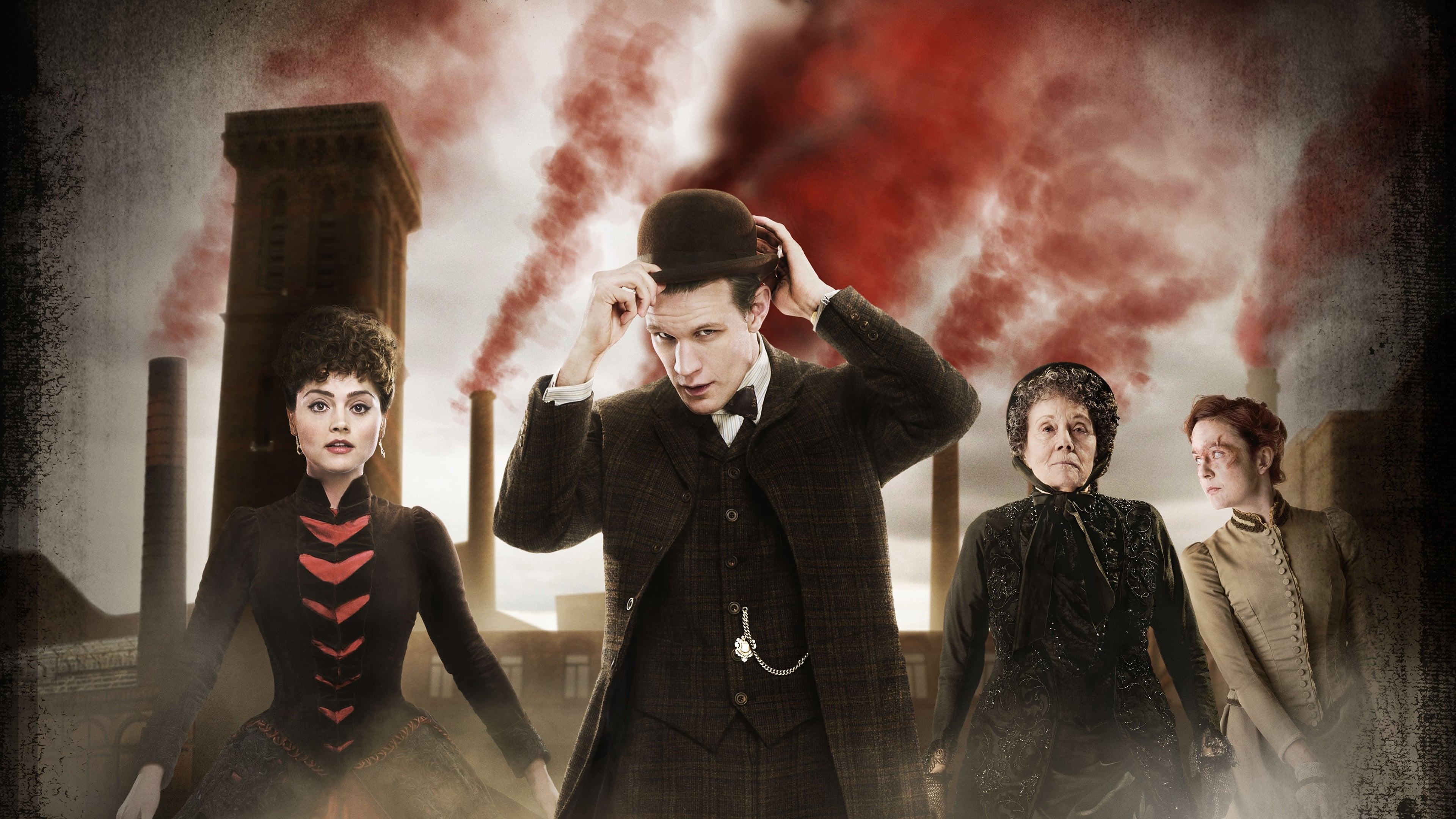 Doctor Who Season 7 :Episode 11  The Crimson Horror