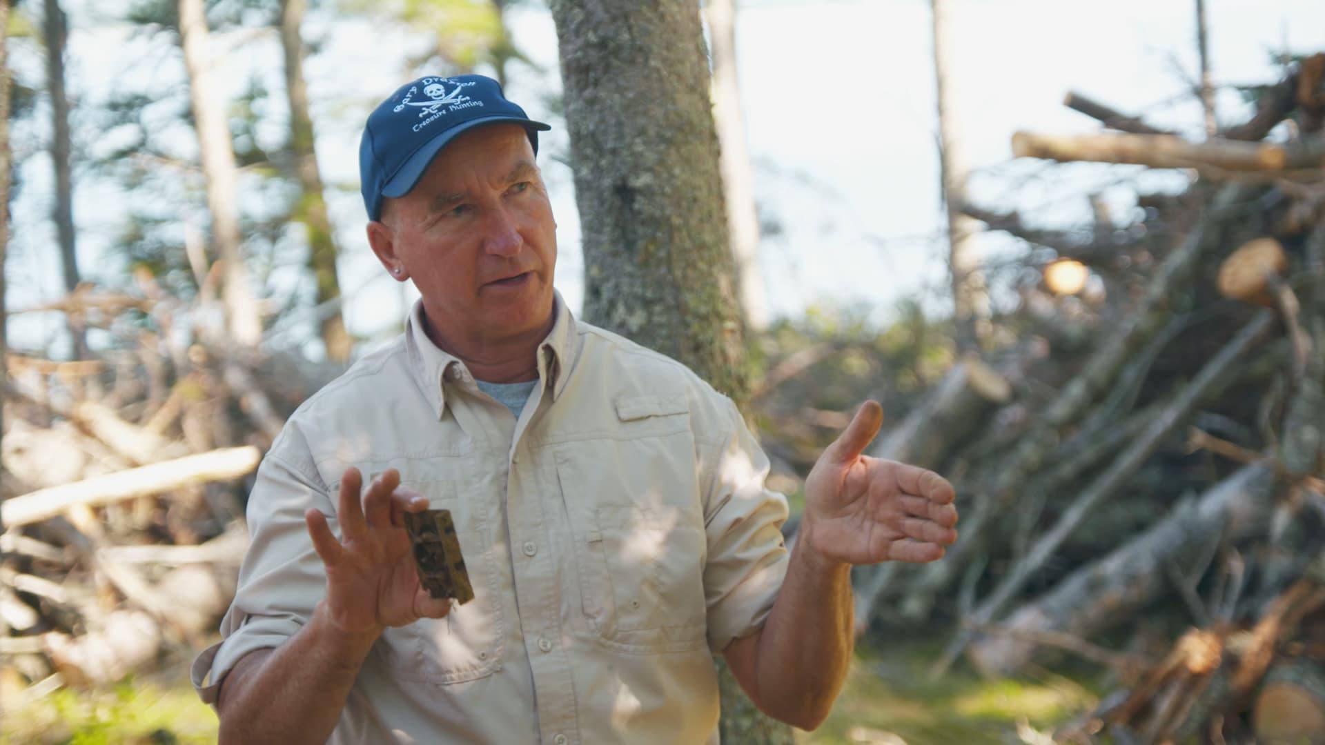 The Curse of Oak Island Season 8 :Episode 5  The Master Plan