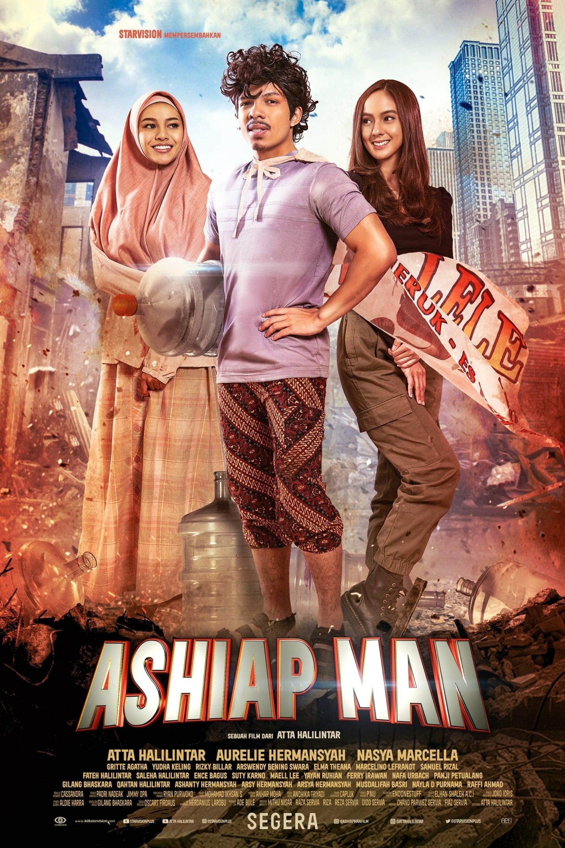 Ashiap Man