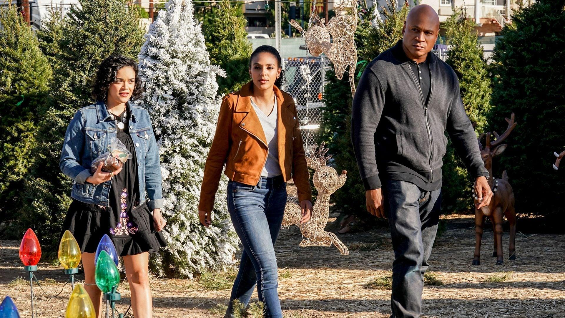 NCIS: Los Angeles Season 10 :Episode 11  Joyride