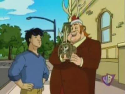 Jackie Chan Adventures Season 3 :Episode 7  Rabbit Run