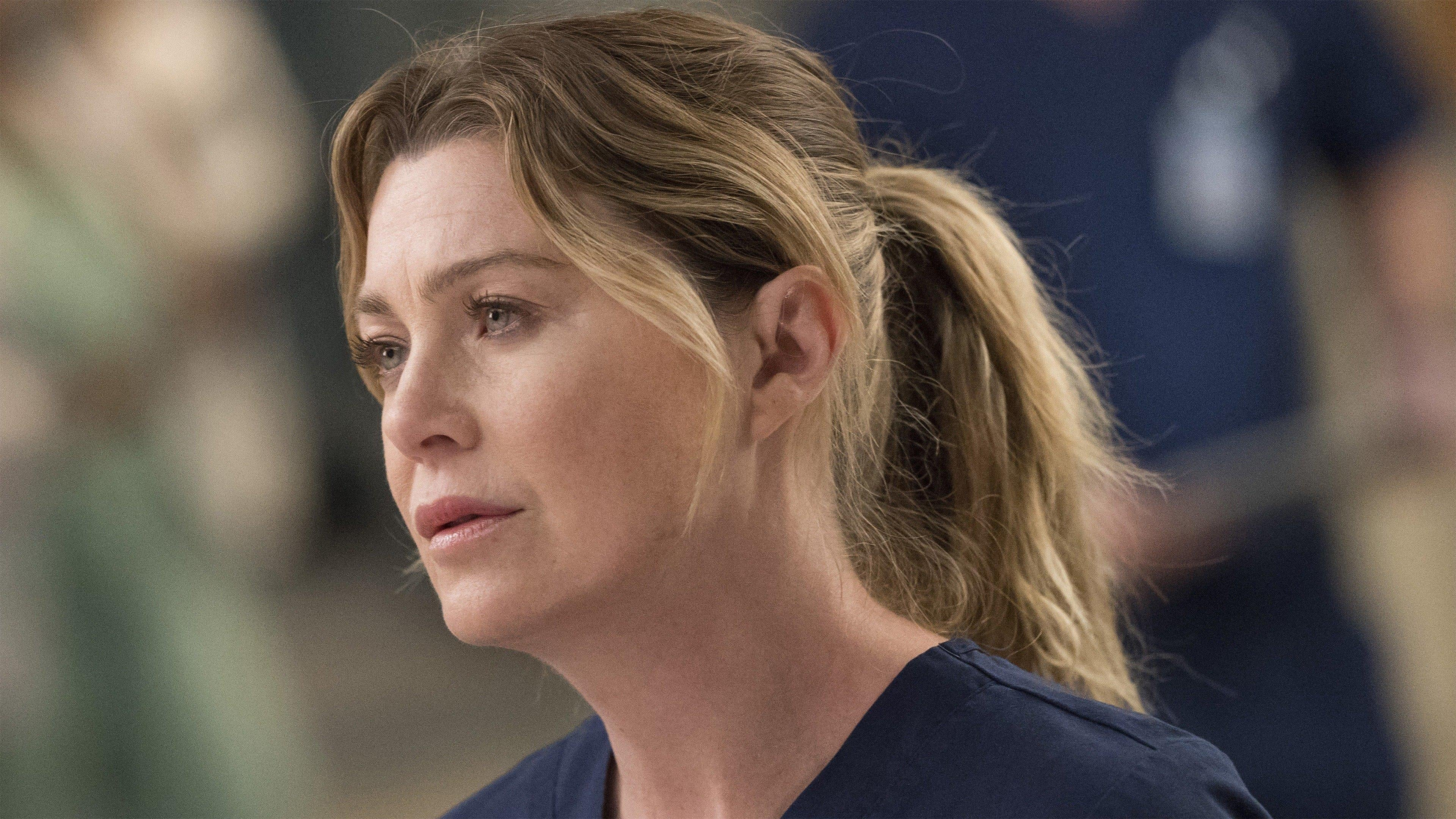 Grey's Anatomy Season 15 :Episode 13  I Walk the Line