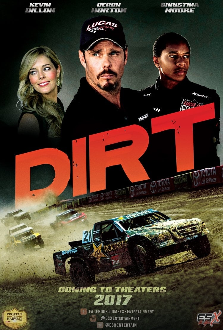 Póster Dirt
