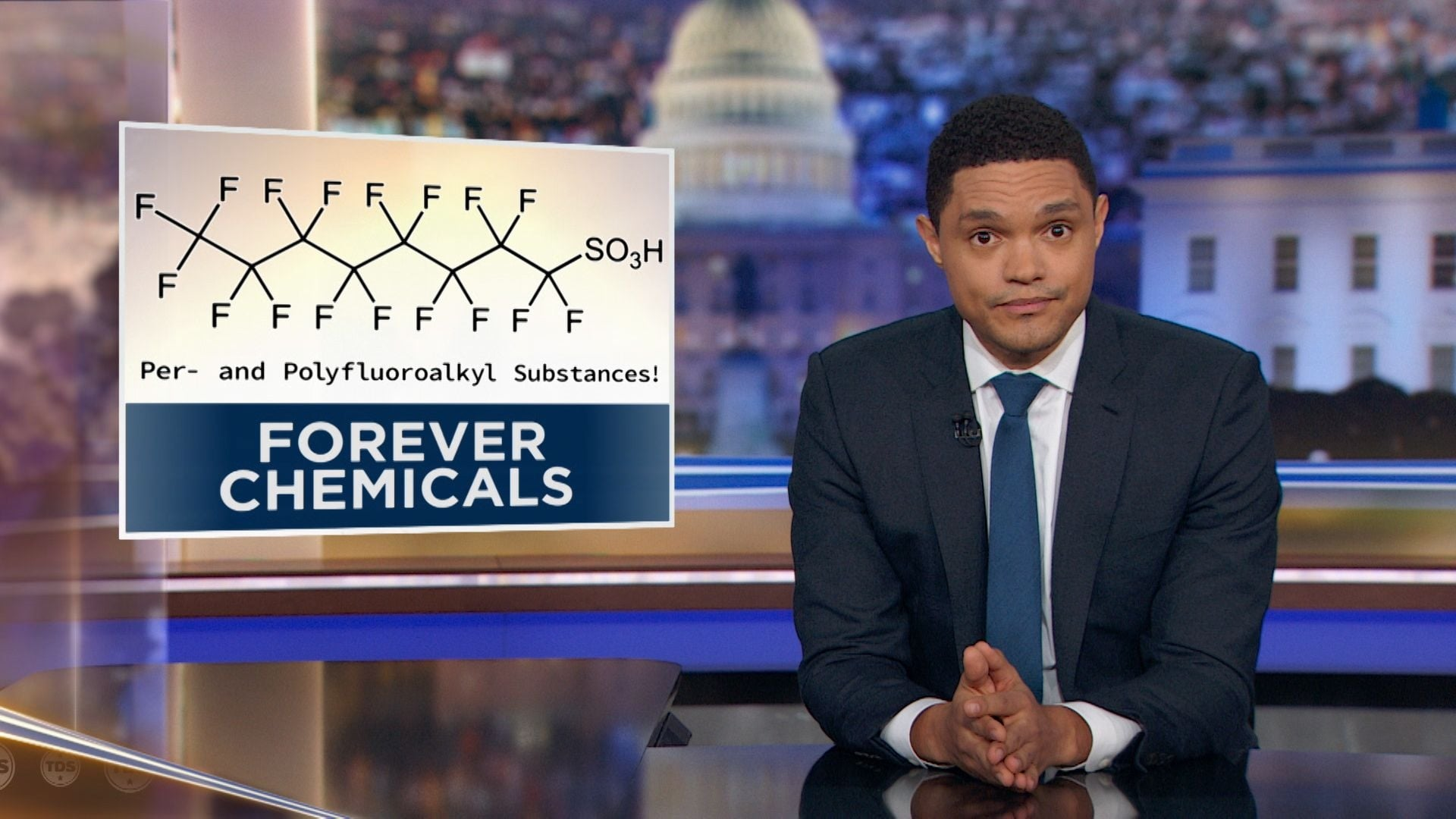 The Daily Show with Trevor Noah Season 25 :Episode 71  Nneka Ogwumike