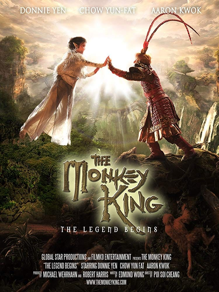 The Monkey King: The Legend Begins (2016)