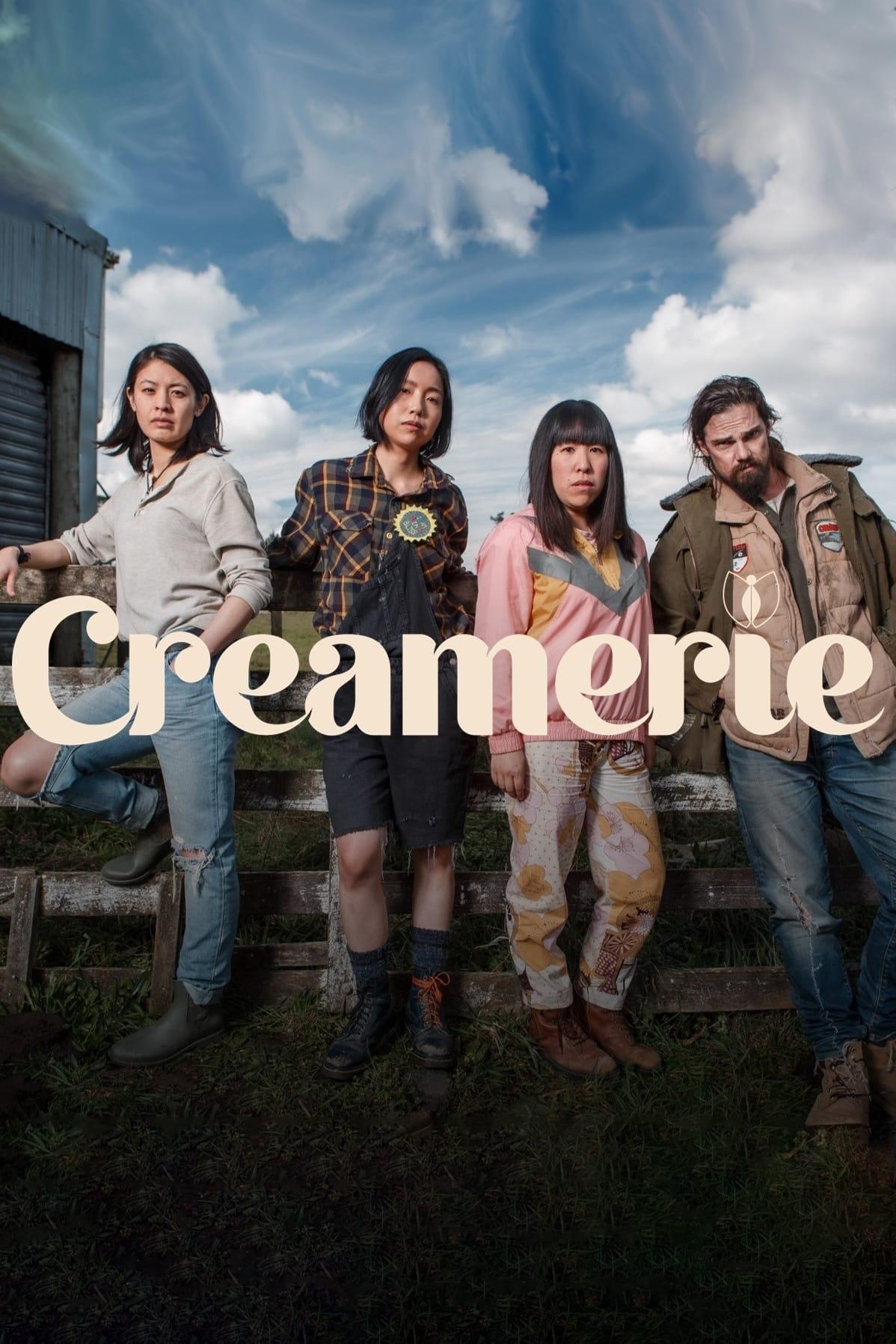 Creamerie TV Shows About Future