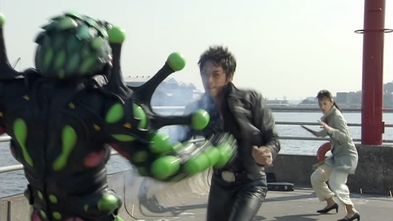 Kamen Rider Season 18 :Episode 9  Symphony: IXA, Fist On