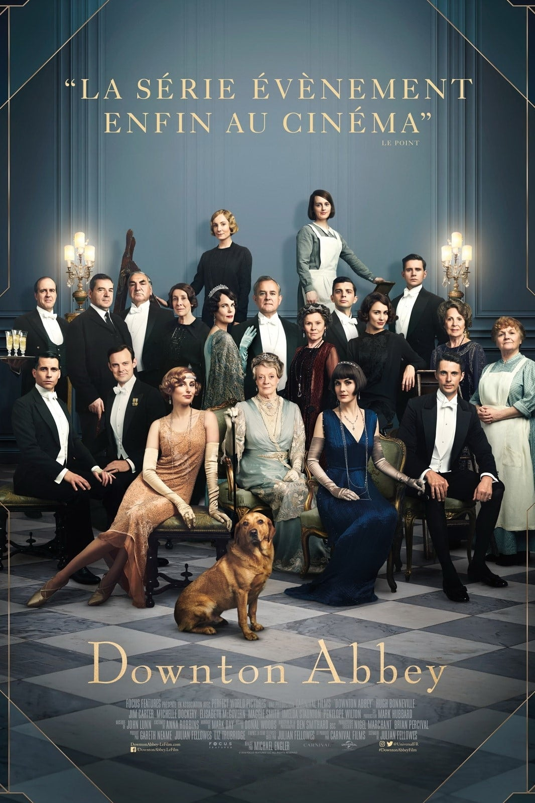 Downton Abbey streaming sur zone telechargement