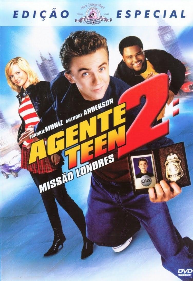O Agente Teen 2: Missão Londres Dublado