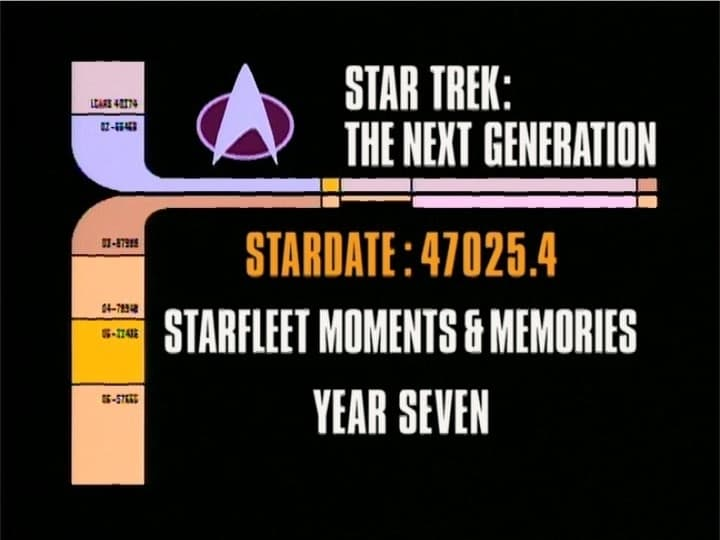 Archival Mission Log: Year Seven - Starfleet Moments and Memories-Azwaad Movie Database