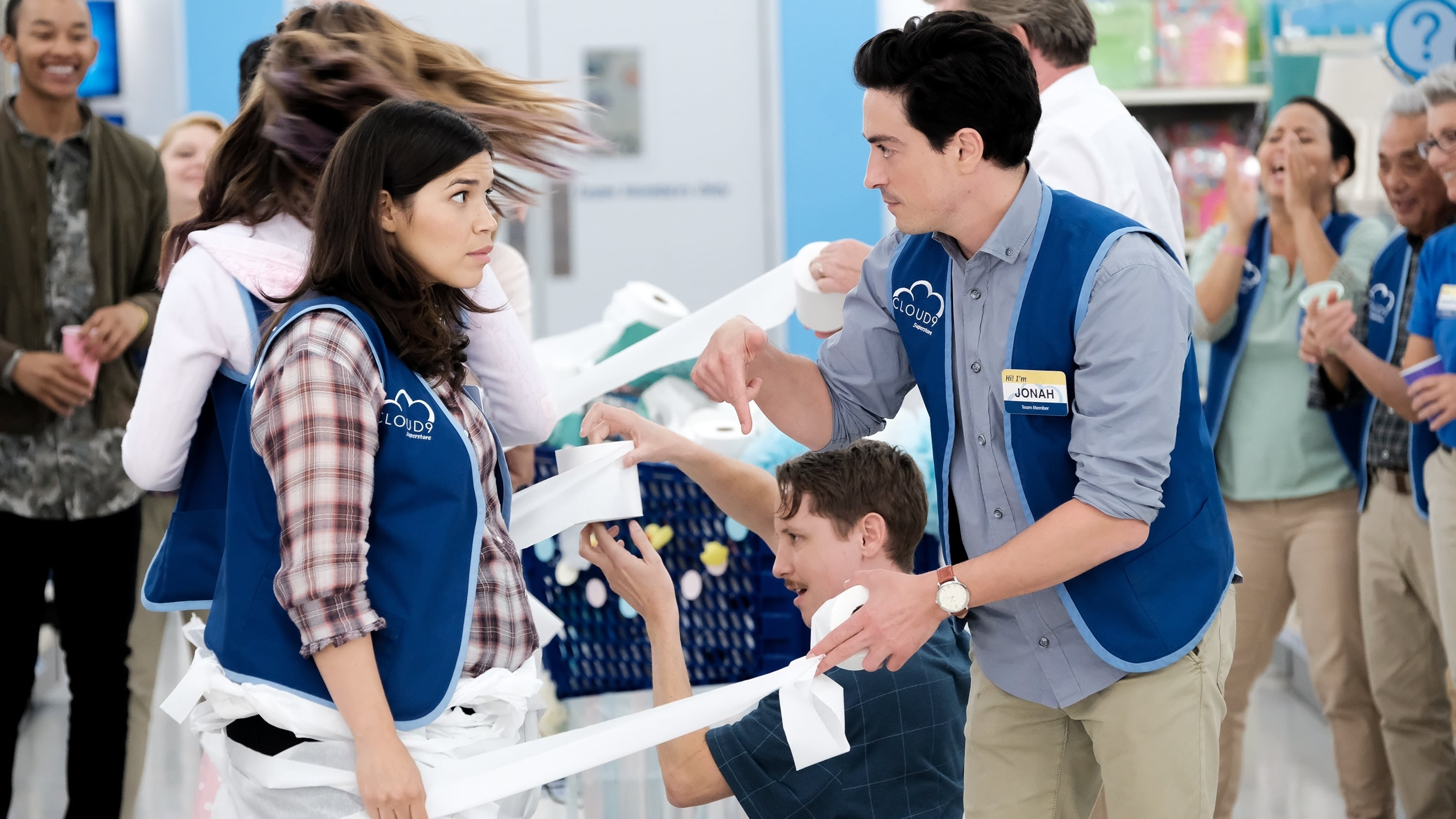 Superstore Season 4 :Episode 2  Baby Shower