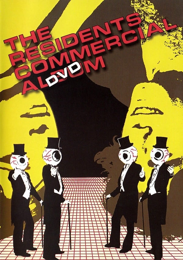 The Residents – Commercial DVD (2004)