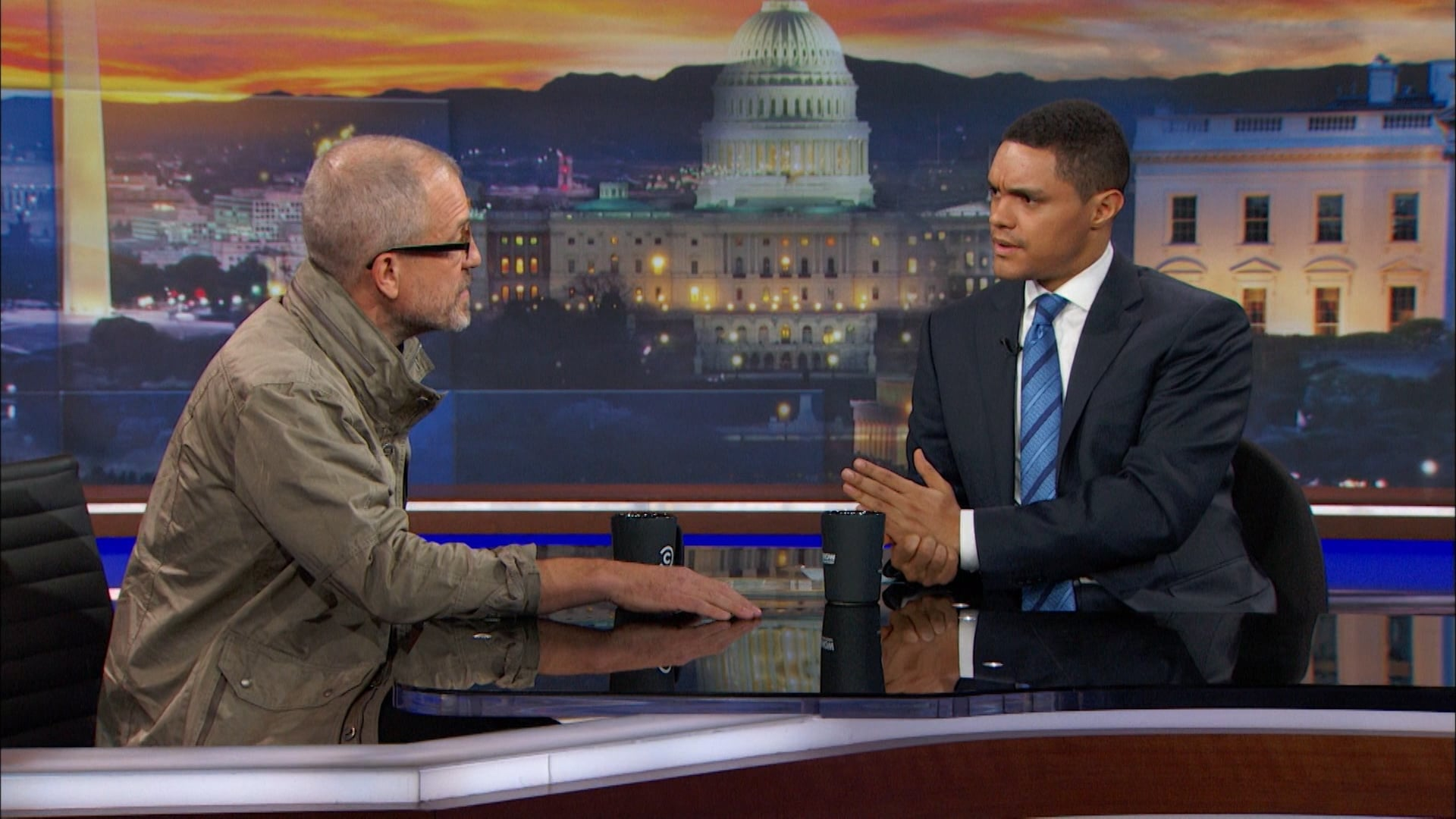 The Daily Show with Trevor Noah Season 22 :Episode 7  Bryan Christy